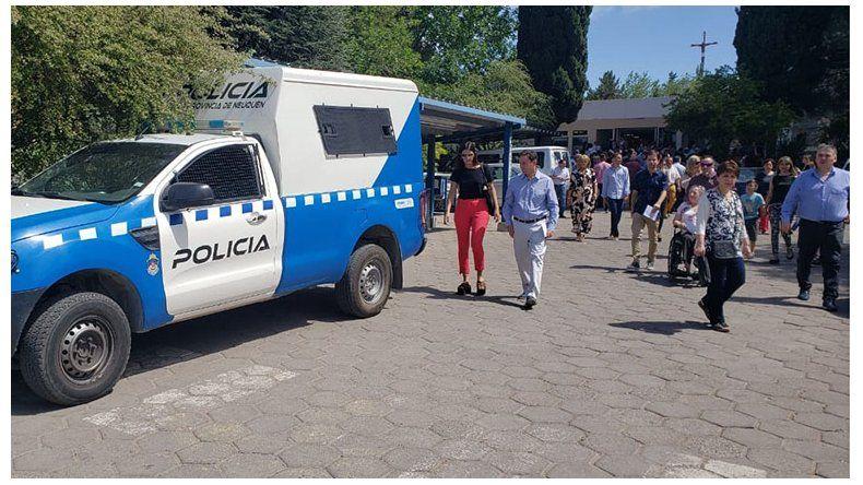 De nuevo desalojan las sedes de la UNCo por una amenaza de bomba