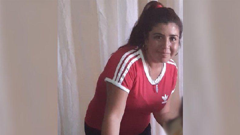 Buscan desesperadamente a una mujer embarazada en Rincón de los Sauces