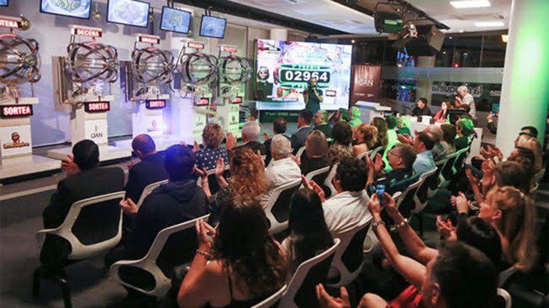 El Gordo de Navidad de la Lotería Unificada hizo millonario a un neuquino