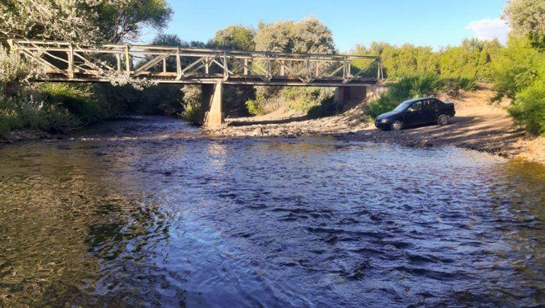 Tragedia en Covunco Centro: un nene de 4 años cayó al arroyo y murió ahogado