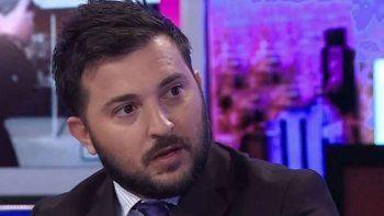 Diego Brancatelli y Nik se tiraron bombas en Twitter