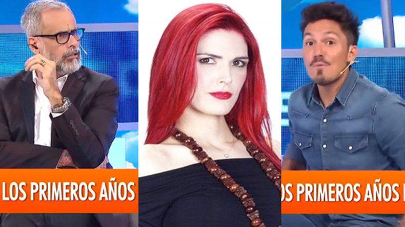 ¿Viviana Canosa se ponía talco para parecer más blanca?