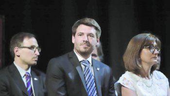 Rodrigo Buteler se puso el proyecto del gobierno electrónico al hombro.