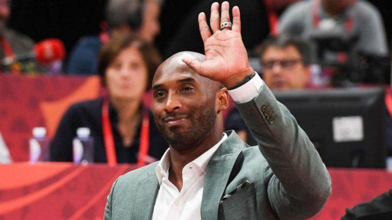 Murió la leyenda del básquet Kobe Bryant en un accidente aéreo