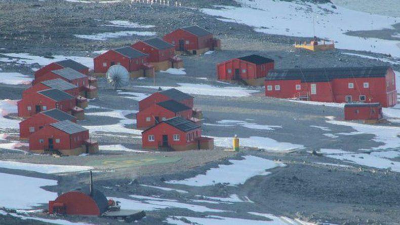 Récord de calor en la Antártida: 18,3 grados