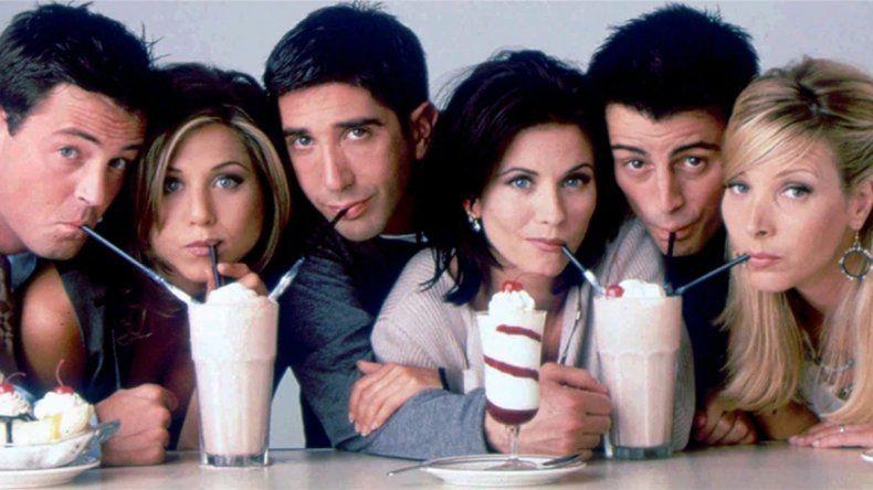 Cuánto cobrarán los protagonistas de Friends por el capítulo especial