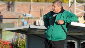 SergioPriseajniuc, el nuevo entrenador albinegro.