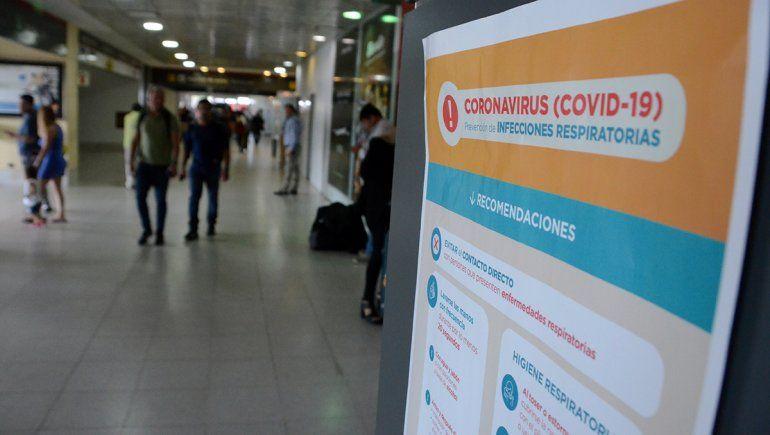 Neuquén confirmó que son diez los casos de coronavirus