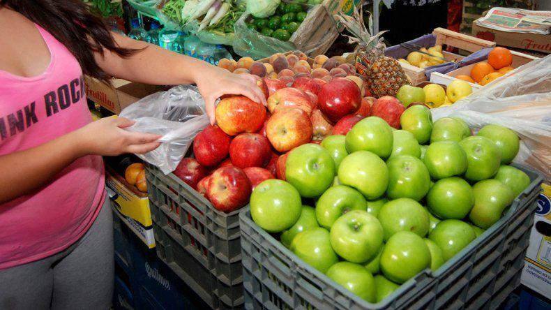Por el momento, la actividad frutícola no se ve afectada