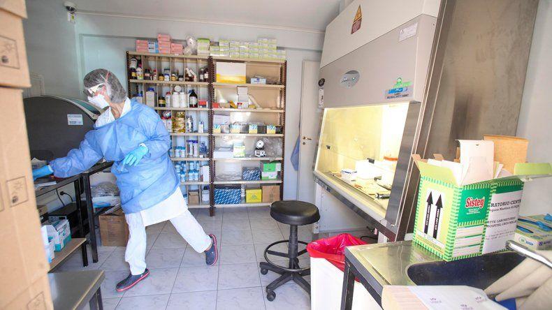 Río Negro recibirá 1.000 reactivos para diagnosticar el coronavirus