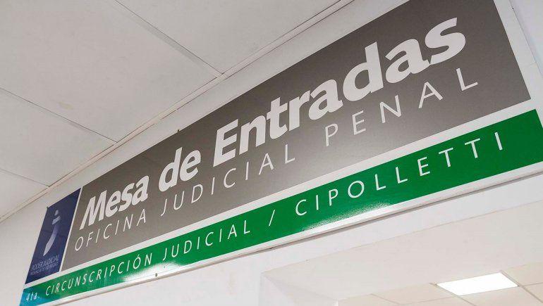 La Oficina Judicial cipoleña piensa en una nueva agenda