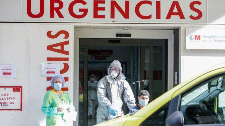Italia confirma la baja en índice de víctimas fatales