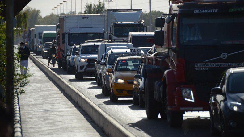 Extienden la restricción en los puentes hasta el 17 de julio