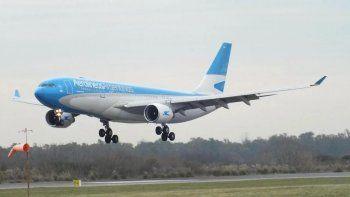 Aerolíneas propone retomar los vuelos con base en Córdoba