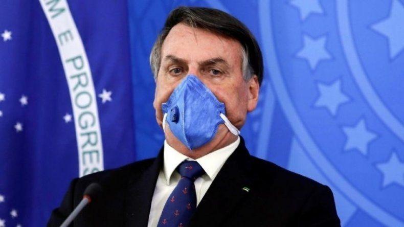 La polémica respuesta de Bolsonaro tras el récord de muertes en Brasil