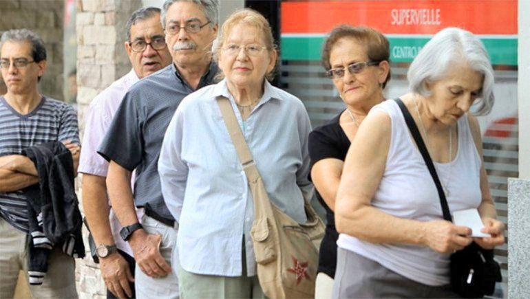 Confirman el aumento que los jubilados cobrarán el mes próximo