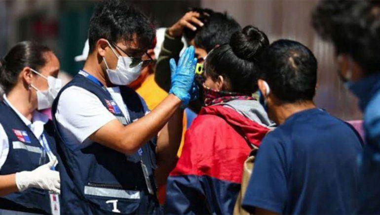 Chile registró  nuevo récord de contagios en un día y supera los 60 mil casos