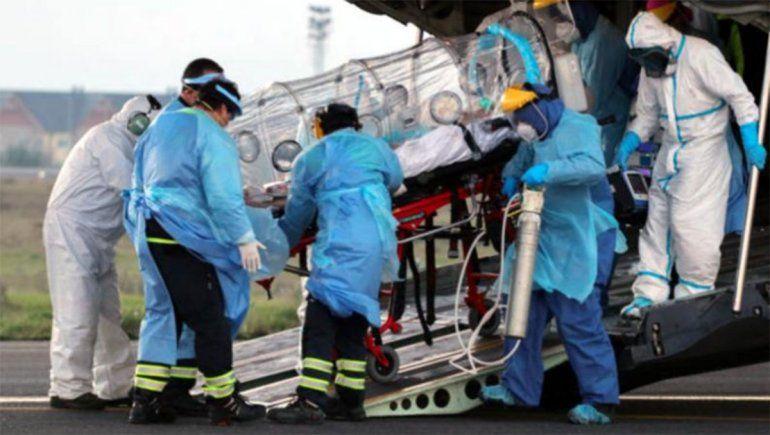 Chile confirmó casi 4 mil casos nuevos y 45 fallecidos en un día