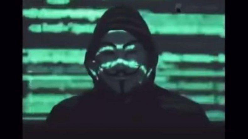 Reapareció Anonymous con denuncias contra Donald Trump