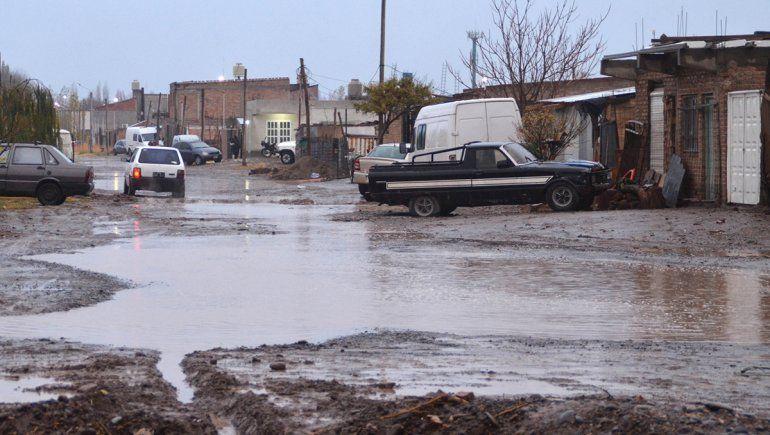 Asistencia para los damnificados por las lluvias