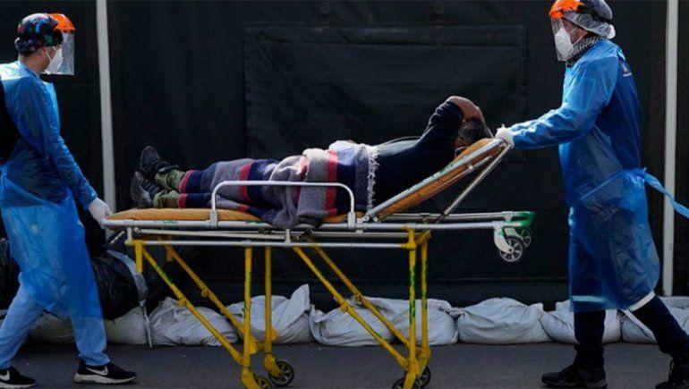 Tras un cambio en el conteo, Chile tuvo 192 muertes en un día