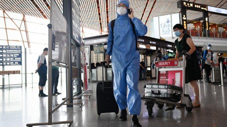 Los contagios no se detienen y Argentina superó a China en cantidad de casos