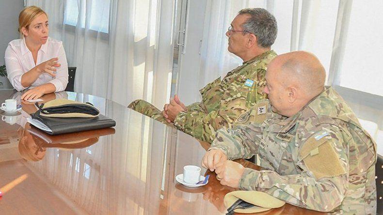 La intendenta de Roca reclamó ayuda a la provincia y pidió la presencia de Gendarmería