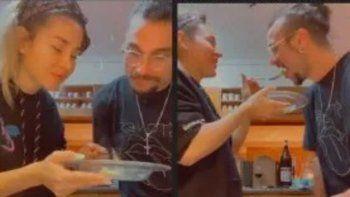 Jimena sinceró su relación con Osvaldo: Estamos sanando