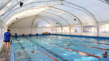 los natatorios reabren hoy con sus propias normas