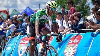 De jugar de 3 en Centenario a la selección argentina de ciclismo