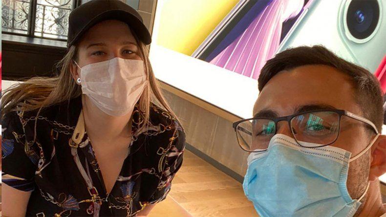 Donó plasma, viajó a España a estudiar y se enteró que ya no tiene más anticuerpos