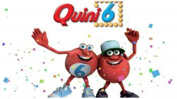 Salió el Quini 6 y apostador regional se ganó $43 millones