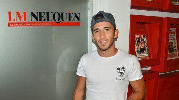 Desde Neuquén, Torres analiza ofertas de Primera y del exterior