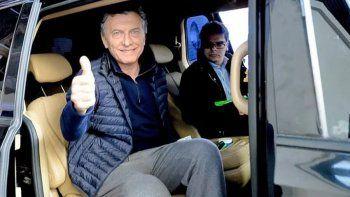 Macri pidió salir del miedo para retomar la actividad normal