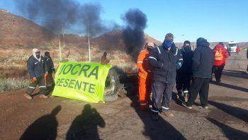 UOCRA levanta los cortes en Rincón al reabrir el diálogo con YPF