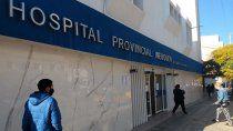 hay 25 positivos entre el personal del hospital castro rendon