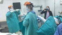 estudiantes de medicina se suman a salud
