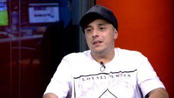El Dipy apuntó contra Fito Páez por sus recitales