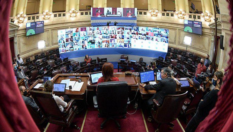 El Senado aprobó y convirtió en ley el Teletrabajo