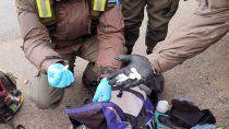 detenidos con cocaina y marihuana camino a junin de los andes