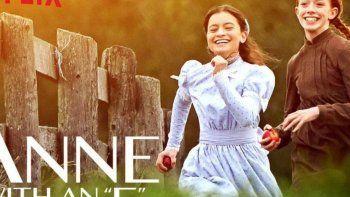 Netflix canceló una nueva temporada de la serie Anne with an E ¡Enterate los motivos!