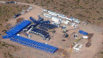 Otro mes con caída en el fracking de Vaca Muerta