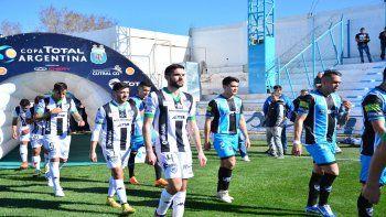La Copa Argentina sería la despedida de año para Cipolletti.