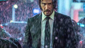 Confirman John Wick 5 con Keanu Reeves como protagonista