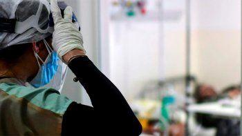 En el país se registraron 6.134 nuevos positivos y 133 muertes