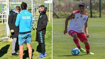 Racing y el Bicho, los más complicados en un fútbol acorralado por el Covid