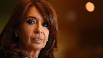 Causa Cuadernos: dejaron firme el procesamiento de Cristina