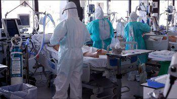 Coronavirus: ¿cuáles fueron los días con más casos y muertes en el país?