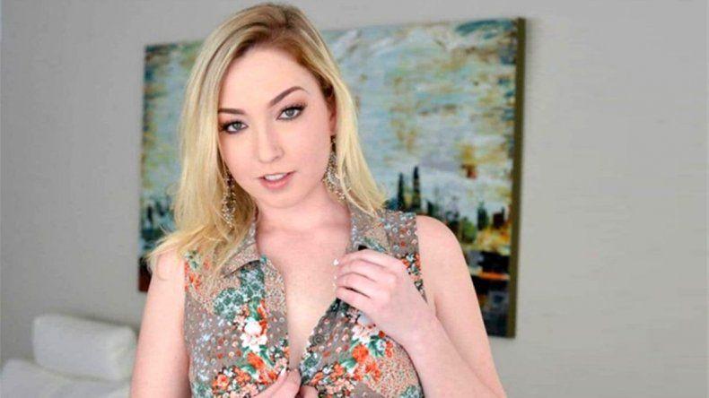 Hallaron muerta a una joven estrella porno