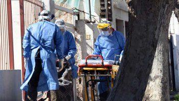 Confirmaron 110 nuevas muertes en el país por coronavirus
